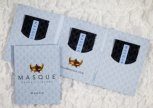 Masque 3 Strip Wallet Pack Mango