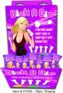 Dick N Dip Pecker Candy Fun 30pc display
