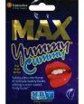 Swiss Navy Max Yummy Cummy -4 pill pack